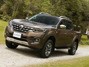 Renault Alaskan 2017, nueva cara para la NP300