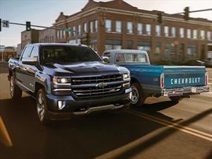 GM Centennial, celebrando 100 años de pick-ups