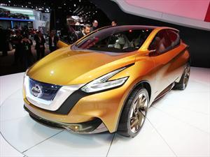 Nissan presenta el Resonance Concept, un anticipo de la nueva Murano