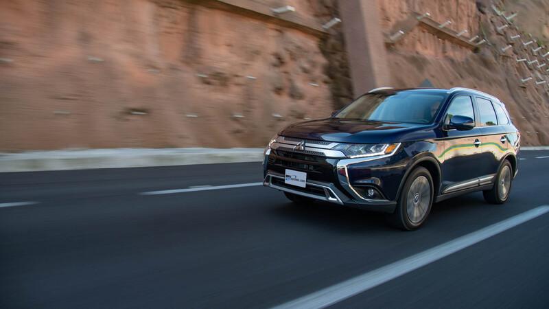 Mitsubishi Outlander 2020 a prueba: elevado equipamiento y seguridad son sus cartas fuertes