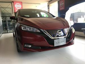 Nissan LEAF, el auto eléctrico que hacía falta en Colombia