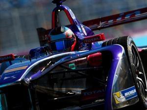 Fórmula E: Pechito es Top five en el ePrix de Berlín 2017