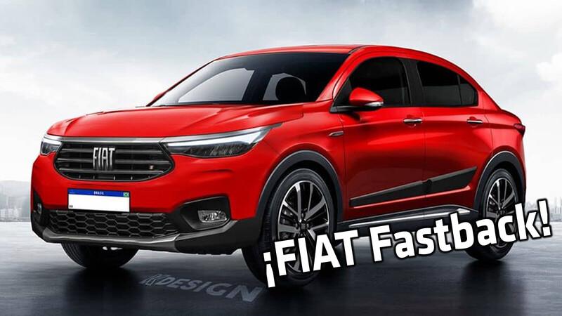 FIAT Fastback, así se llamará el nuevo SUV deportivo