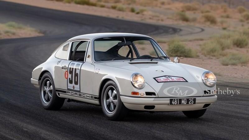 Este podría ser el Porsche 911 más caro de todos los tiempos