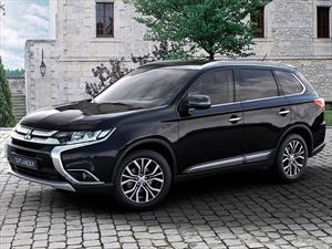 La Nueva Mitsubishi Outlander se lanza en Argentina