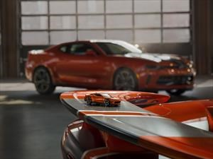 Chevrolet Camaro Hot Wheels Edition: 50 años de asociación