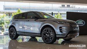 Range Rover Evoque 2020 recibe un golpe de 48v