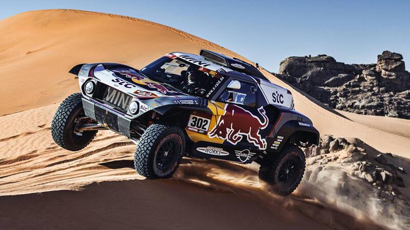 Dakar 2021 – Etapa 2: Manda Peterhansel