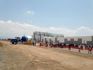 Inicia construcción de la nueva fábrica de Pirelli en México