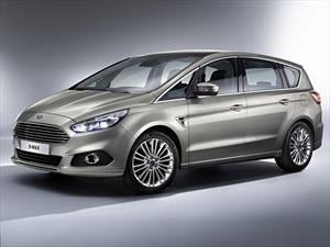 Ford S-Max 2015 debuta