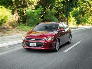 Chevrolet Cavalier 2018 con transmisión manual llega a México desde $254,900 pesos