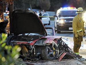 Porsche no es culpable del accidente de Paul Walker según el juez del caso