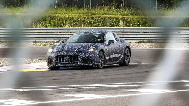 Maserati nos muestra su futuro Gran Turismo eléctrico