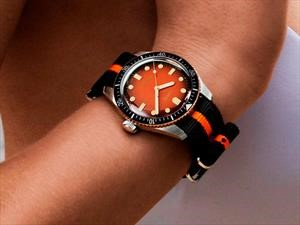 Dulce como la miel: El Divers Sixty-Five 'Honey', de Oris para Revolution