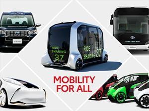 Toyota promete revolucionar el transporte durante los Juegos Olímpicos