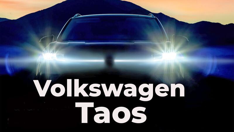 Volkswagen Taos, es el nombre del nuevo SUV mediano