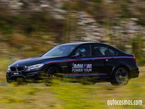 BMW M Power Tour 2016 hace una parada en Chile