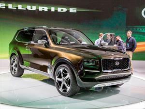 Kia amplía su gama de SUVs con el Telluride 2020