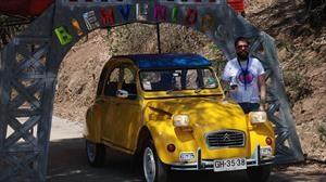 Citroën, las citronetas y sus derivados se congregaron en Rancagua.