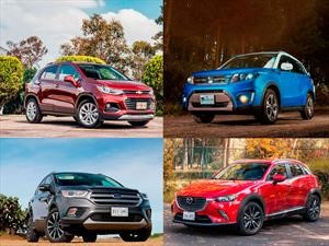 Las SUVs más rendidoras del mercado
