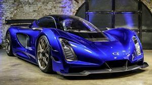 Czinger 21C, el nuevo rival de Bugatti y Koenigsegg