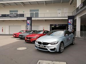 BMW M Power Tour 2017 en el Autódromo Hermanos Rodríguez