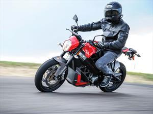 Victory Empulse TT, una motocicleta 100% eléctrica