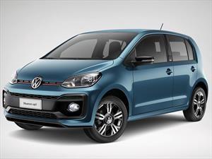 Volkswagen up! estrena equipamiento en Argentina