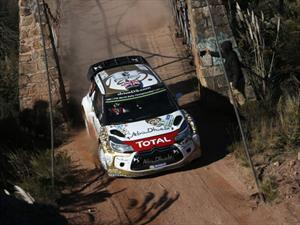 WRC Citroën se baja del campeonato