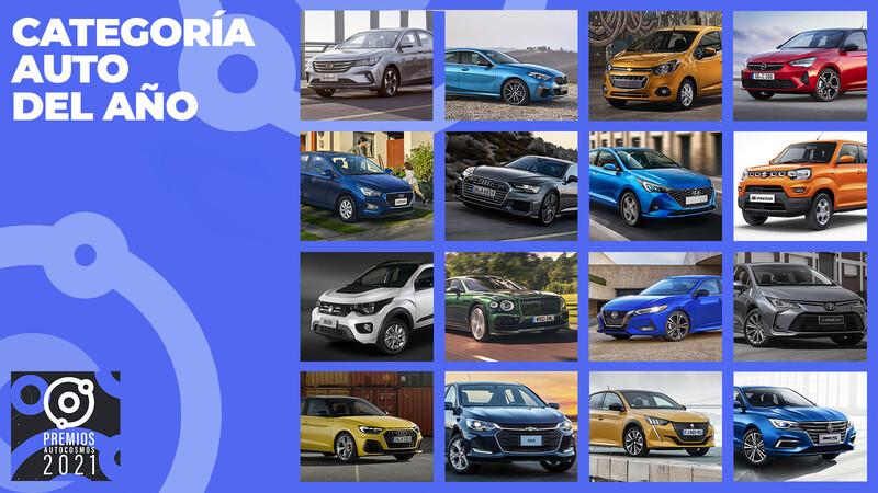 Premios Autocosmos: los candidatos al Auto de 2021