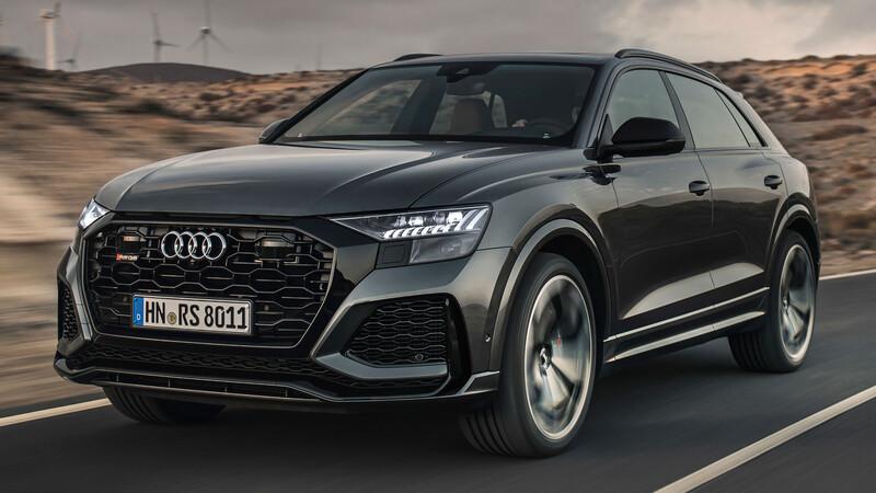 Audi RS Q8 2021 llega a México, la SUV deportiva que conquistó Nürburgring