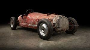El veterano Alfa Romeo 6C 1750 SS, será completamente restaurado