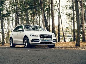 Prueba Audi SQ5, el primer S de la línea Q