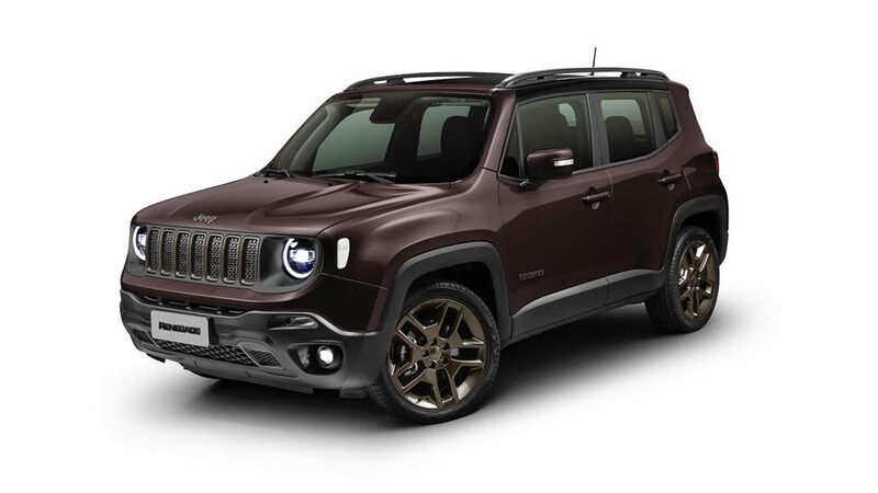 Jeep Rengade Bronze Edition 2021 llega a México, un todoterreno que viste de forma elegante