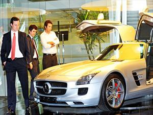 Mercedes-Benz: Regresan los After Office