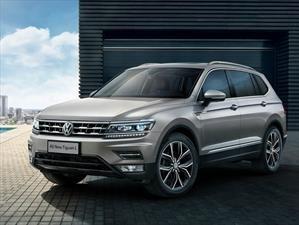 Volkswagen Tiguan Allspace debuta
