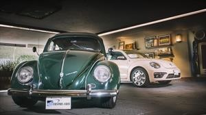 Volkswagen gana demanda por derechos de autor del escarabajo