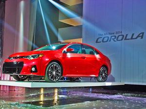 Toyota Corolla 2014: La nueva generación es realidad