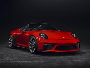 Porsche 911 Speedster es un deportivo de edición limitada