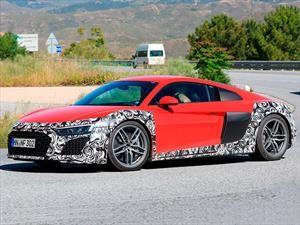 Audi R8, se filtra información de la actualización de mitad de vida
