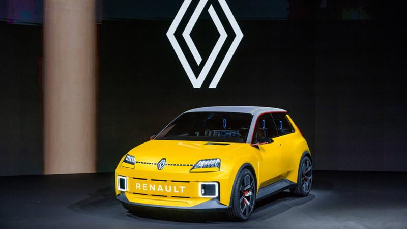Renault 5 Prototype, un eléctrico con mucha historia