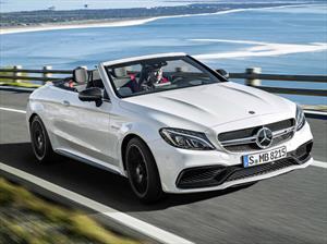 Mercedes-AMG C63 Cabriolet, deportividad al aire libre