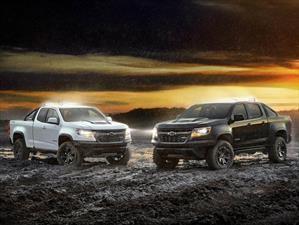 Chevrolet Colorado ZR2 Dusk Edition y ZR2 Midnight Edition, dos pick ups especiales