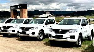 Presentan en Colombia la nueva Renault Alaskan Cargo