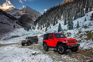 Jeep da tips para enfrentar el invierno en carretera