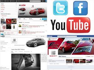 SEAT México es líder mundial en redes sociales