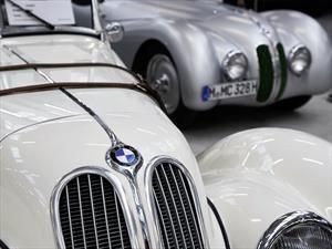 BMW Classic preserva la historia de la firma bávara