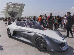 El Nissan BladeGlider también participa en los Juegos Olímpicos de Rio 2016