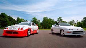 El legendario Acura Integra Type R regresa para conquistar las pistas