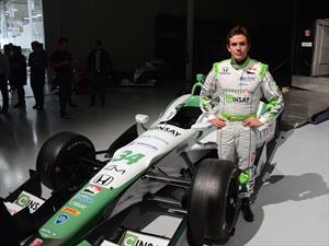 Equipo Andretti  AutoSport  presentó su grilla para 2014